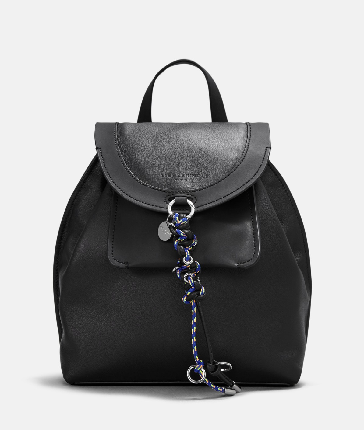 Rucksack with scoubidou pendant from liebeskind