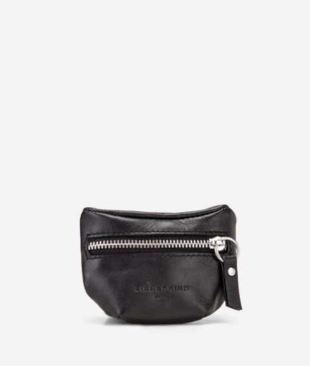 Coin pouch with strap from liebeskind