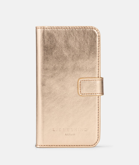 Leather smartphone case from liebeskind