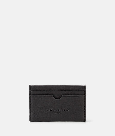 Leather card holder from liebeskind