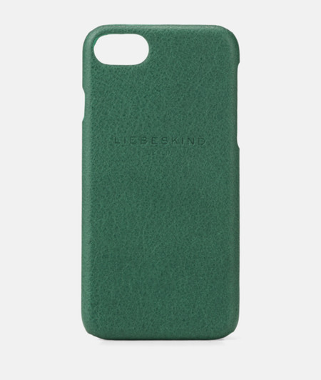 Smartphone case in shape-retentive leather from liebeskind