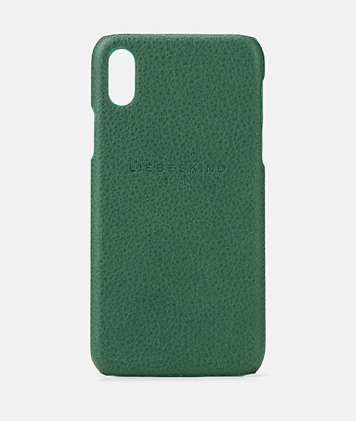 Smartphone-Hülle aus formstabilem Leder