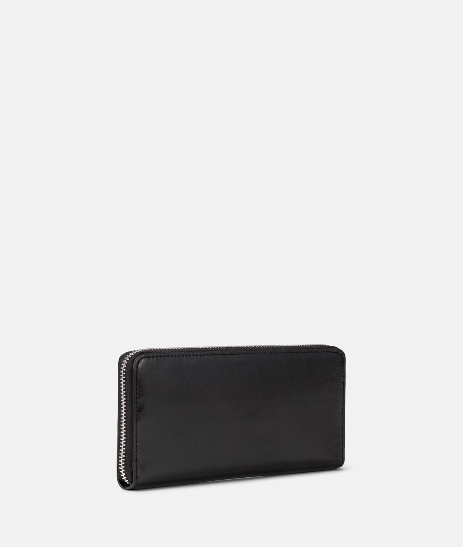 Geldbörse mit glänzendem Finish