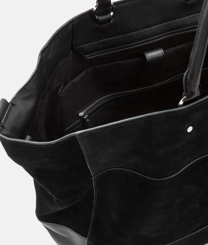 Tote mit faltbarem Taschenkörper