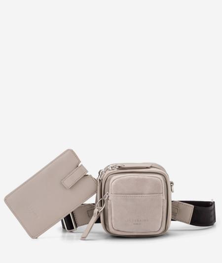 Multi-functional shoulder bag from liebeskind