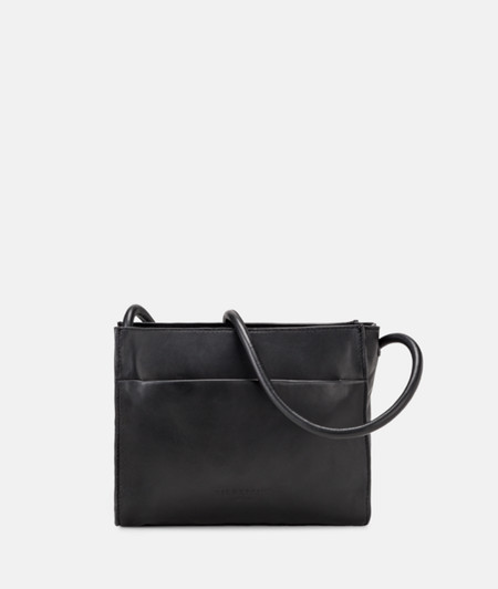 Shoulder bag made of lamb leather from liebeskind