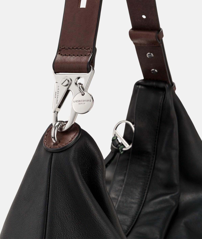 Hobo Bag aus Softleder