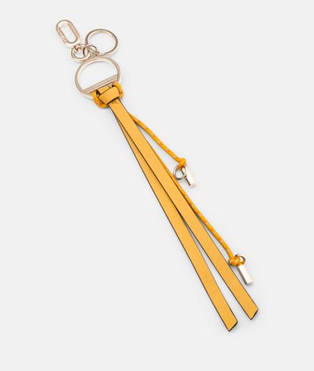 Schlüsselring mit langen Schnüren