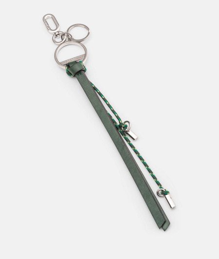 Key ring with long laces from liebeskind