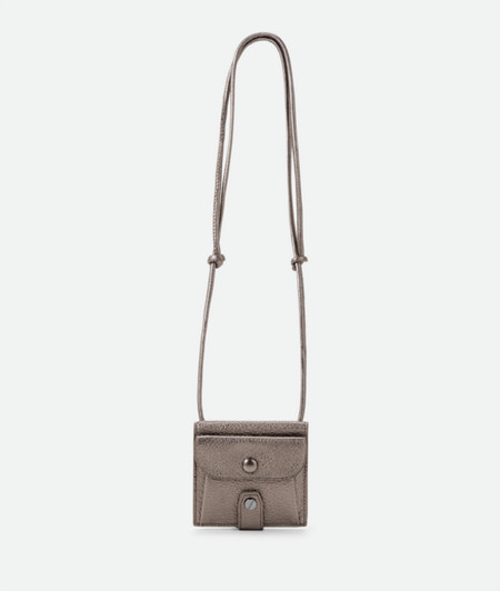 Neck pouch in a utility look from liebeskind