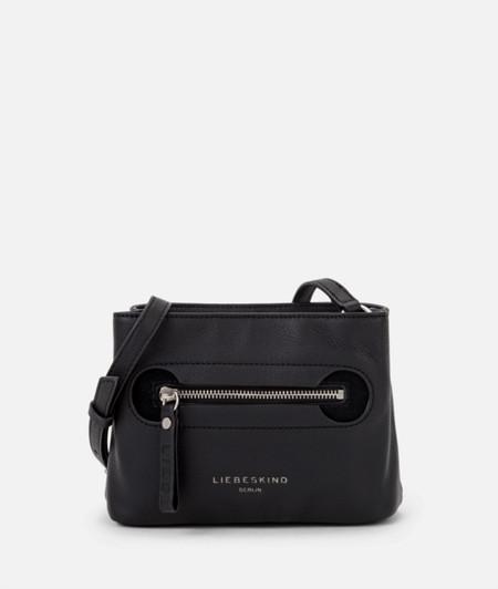 Dainty soft leather shoulder bag from liebeskind