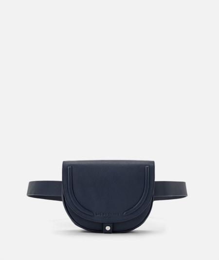 Saddle-shaped belt bag from liebeskind