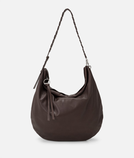 Hobo Bag aus Softleder
