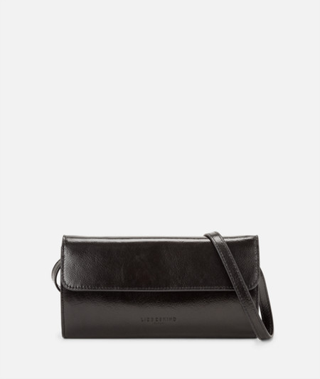 Clutch with a shiny finish from liebeskind