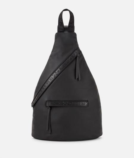 Sportliche Bodybag mit Mesh
