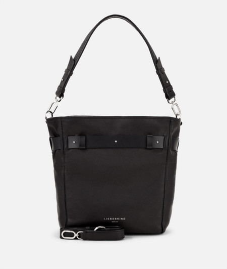 Lamb leather hobo bag from liebeskind