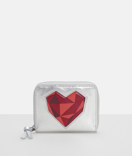 Portemonnaie mit Herzform