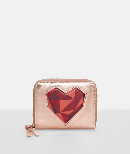 Purse with a heart from liebeskind