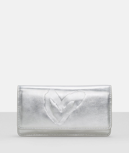 Purse with a metallic finish from liebeskind