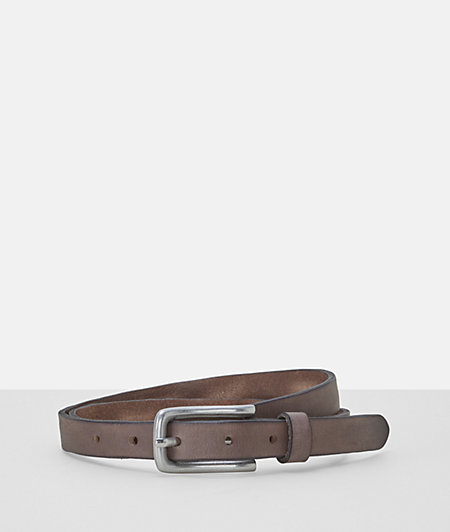 Belt with creases from liebeskind