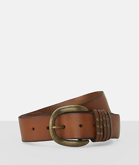 Belt with decorative studs from liebeskind
