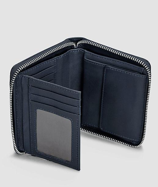 Geldbörse aus Softleder