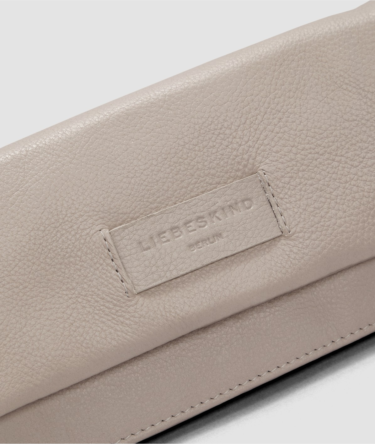 Wallet with a flap from liebeskind