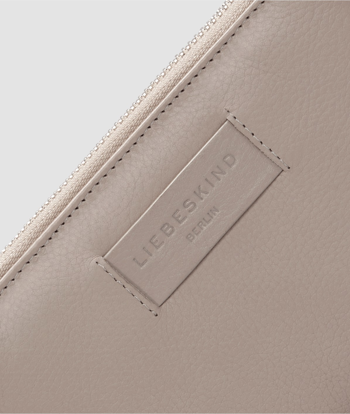 Wallet with two main compartments from liebeskind
