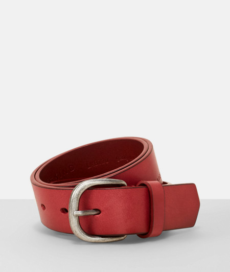 Belt with an embossed signature from liebeskind