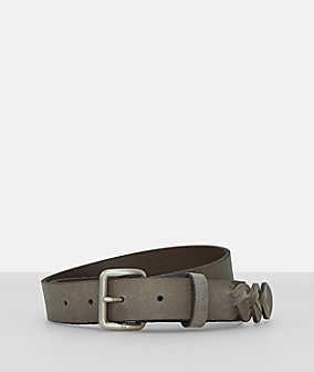 braided belt from liebeskind