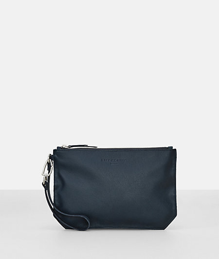 Make-up bag with a wrist strap from liebeskind