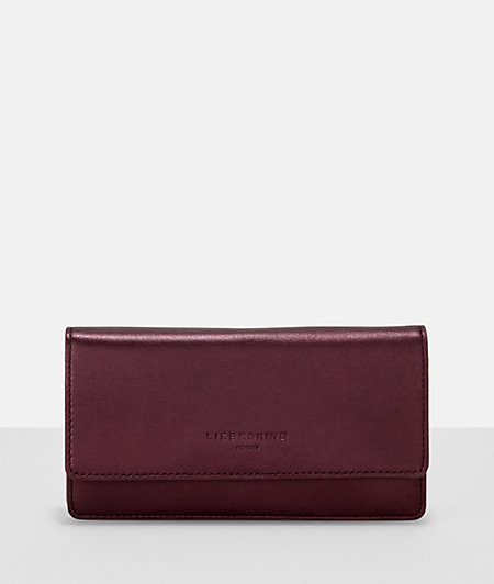Wallet with a metallic effect from liebeskind