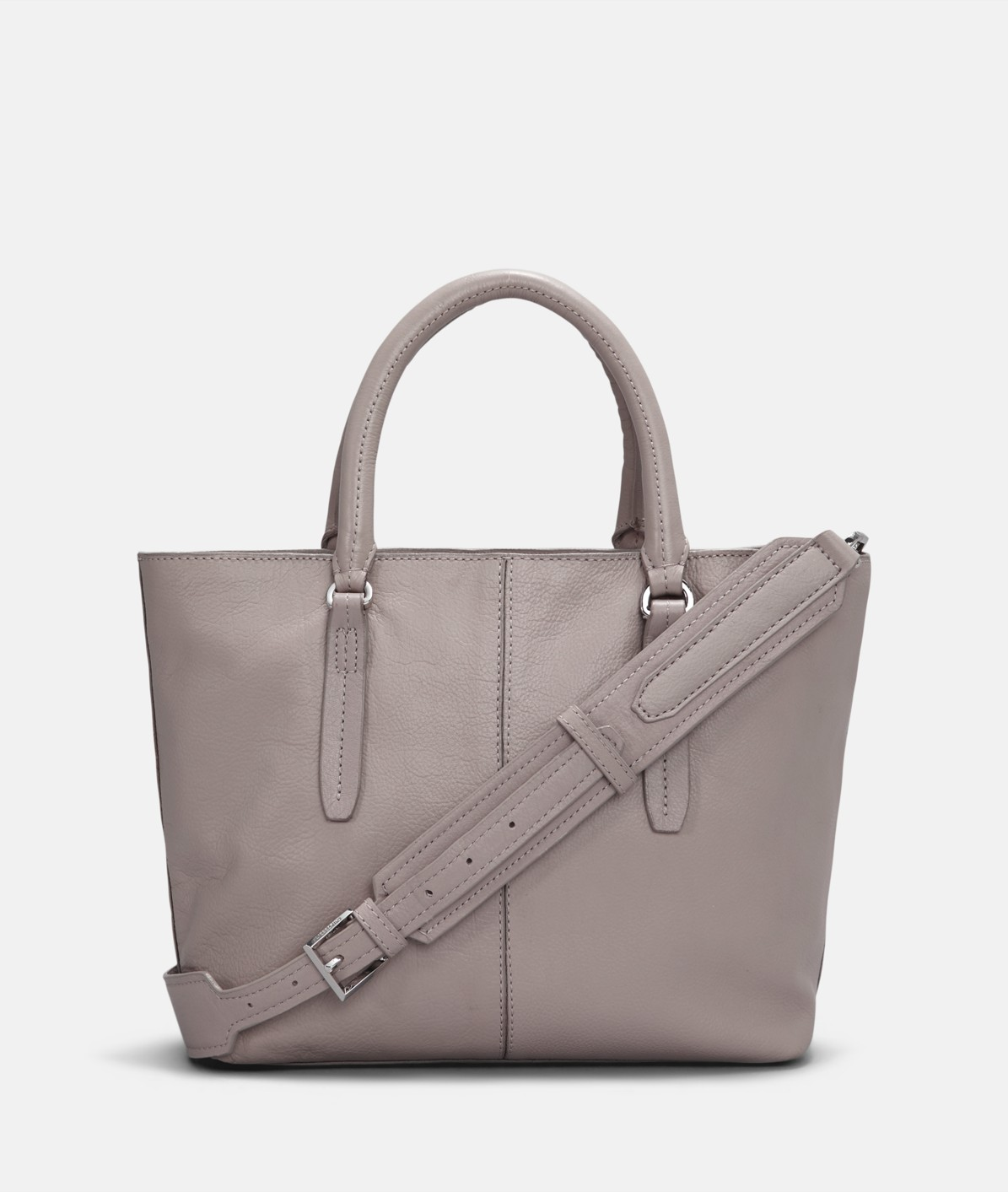 Soft leather satchel from liebeskind