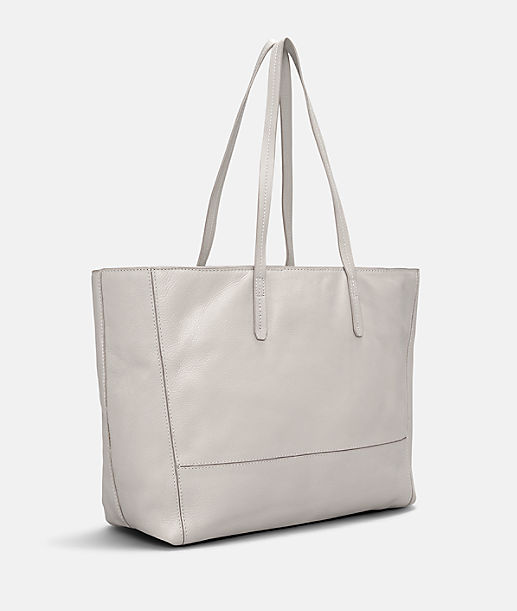 Shopper in soft leather from liebeskind