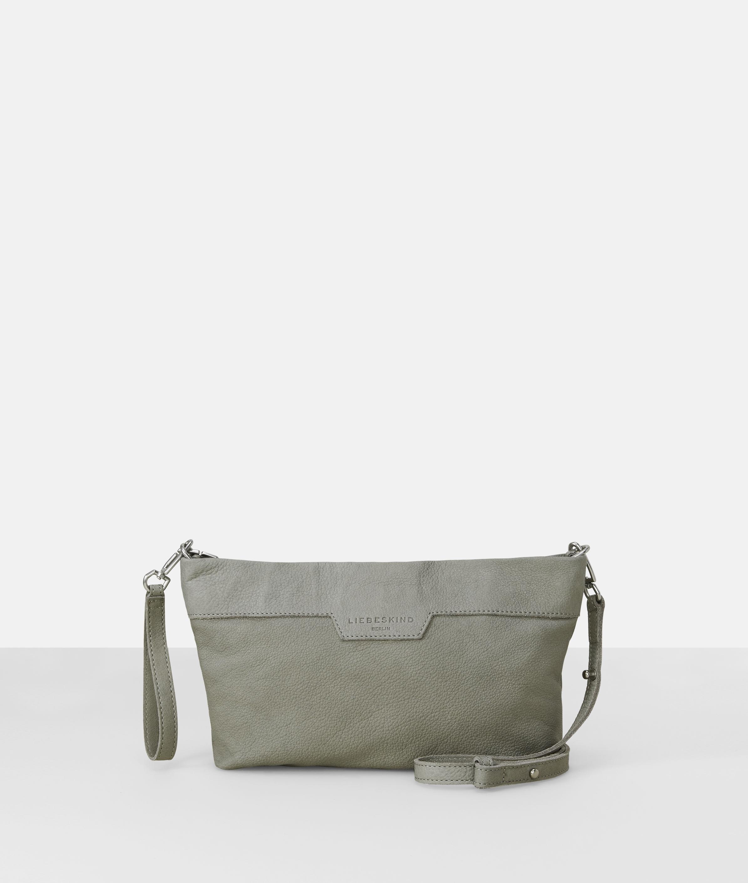 Berlin Tasche Carrie 7, Grau/Schwarz