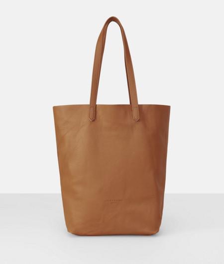 Shopper aus Softleder