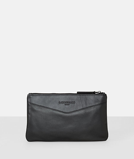 Shoulder bag in a metallic look from liebeskind