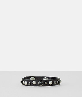 Bracelet with studs from liebeskind