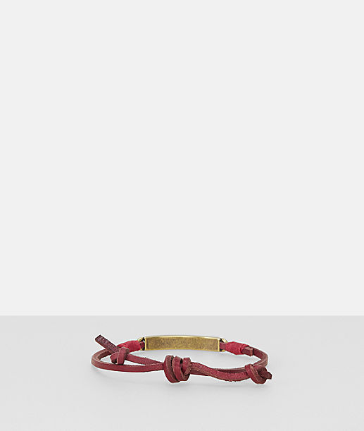 Leather bracelet from liebeskind
