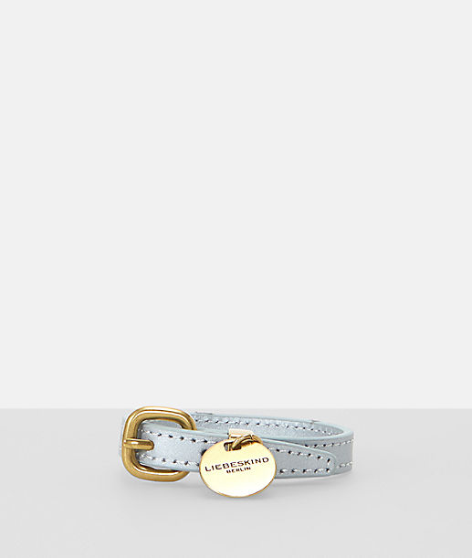 Bracelet With A Label Tag From Liebeskind