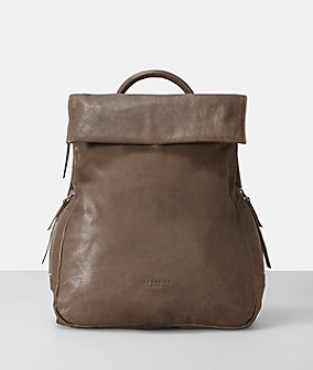 Rucksack with a flap from liebeskind