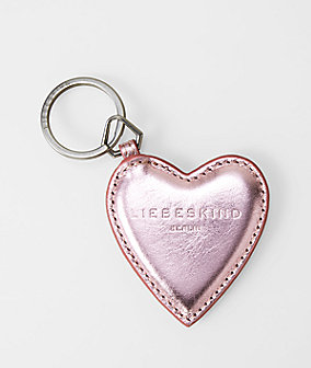 Heart key ring from liebeskind