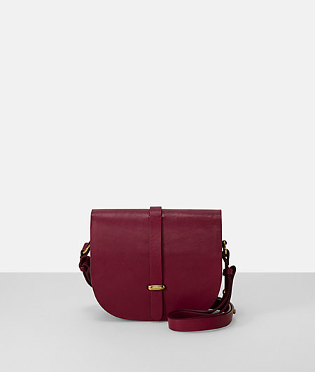 Cross-body bag with a snap clasp from liebeskind