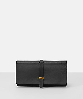 Shoulder bag with a snap clasp from liebeskind