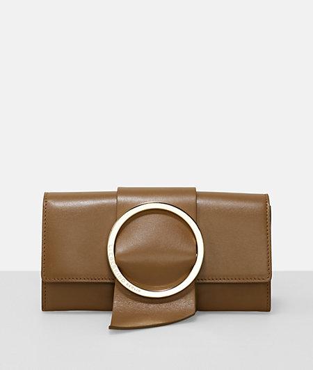 Geldbörse B Wallet in eleganter Clutch-Optik