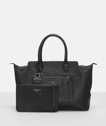 Shoulder bag with a laptop compartment from liebeskind