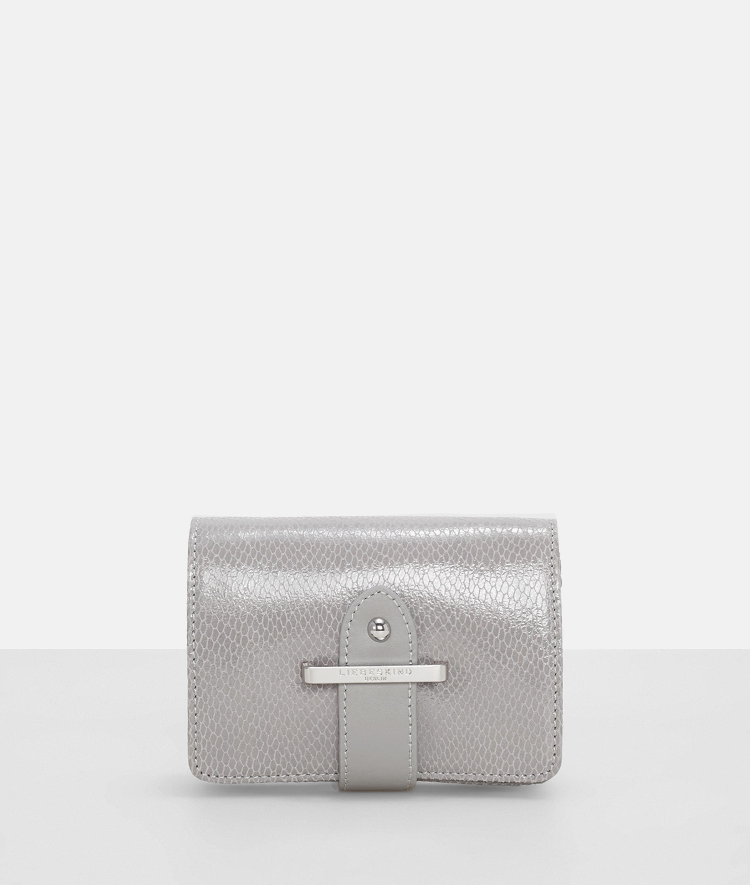 liebeskind berlin - Tasche Berna, Grau/Schwarz