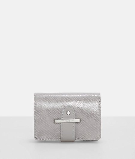 Belt bag in a snakeskin look from liebeskind
