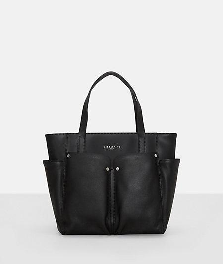 Shopper mit sechs Fronttaschen