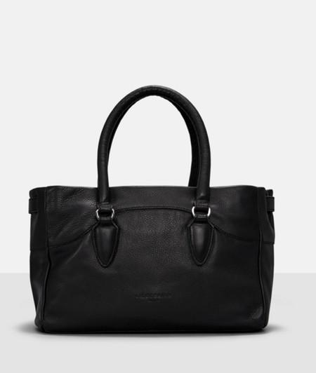 Handtasche aus Softleder